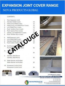 Expansion joints catalouge
