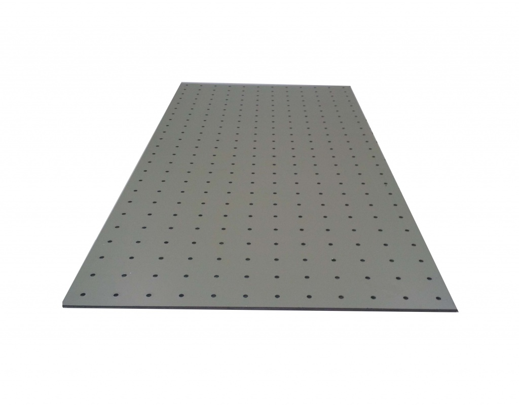 $215 Stick on Template 312 holes. Size: 600 x 1200
