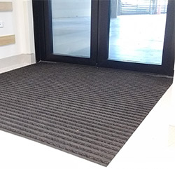 boardwalk entrance matting