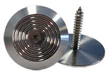2812 Countersunk Strong Hold tactile indicator