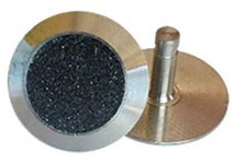 Top Deck Stainless Steel Tactile Indicator
