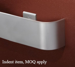 50AA Aluminum Wall Guard