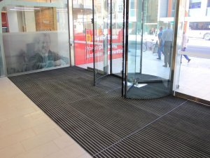 Entry mat installed in Perth