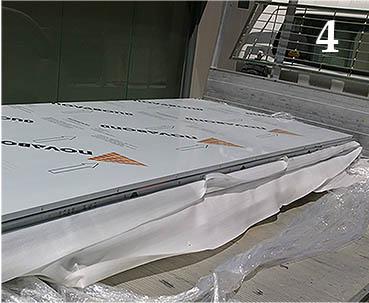 Aluminium Composite Cladding