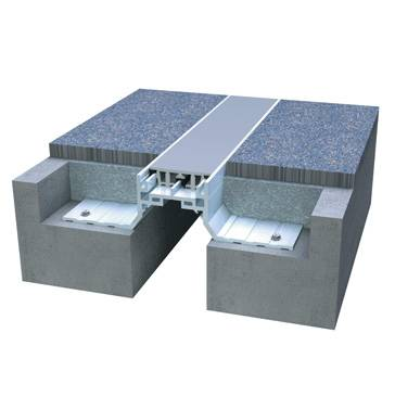 Nova 100 Series Single Seal Floor Expansion Joints