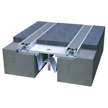 Nova 200 Series Dual Seal Floor Expansion joints