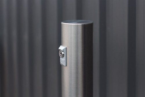 Stainless Steel Removable Bollards Perth