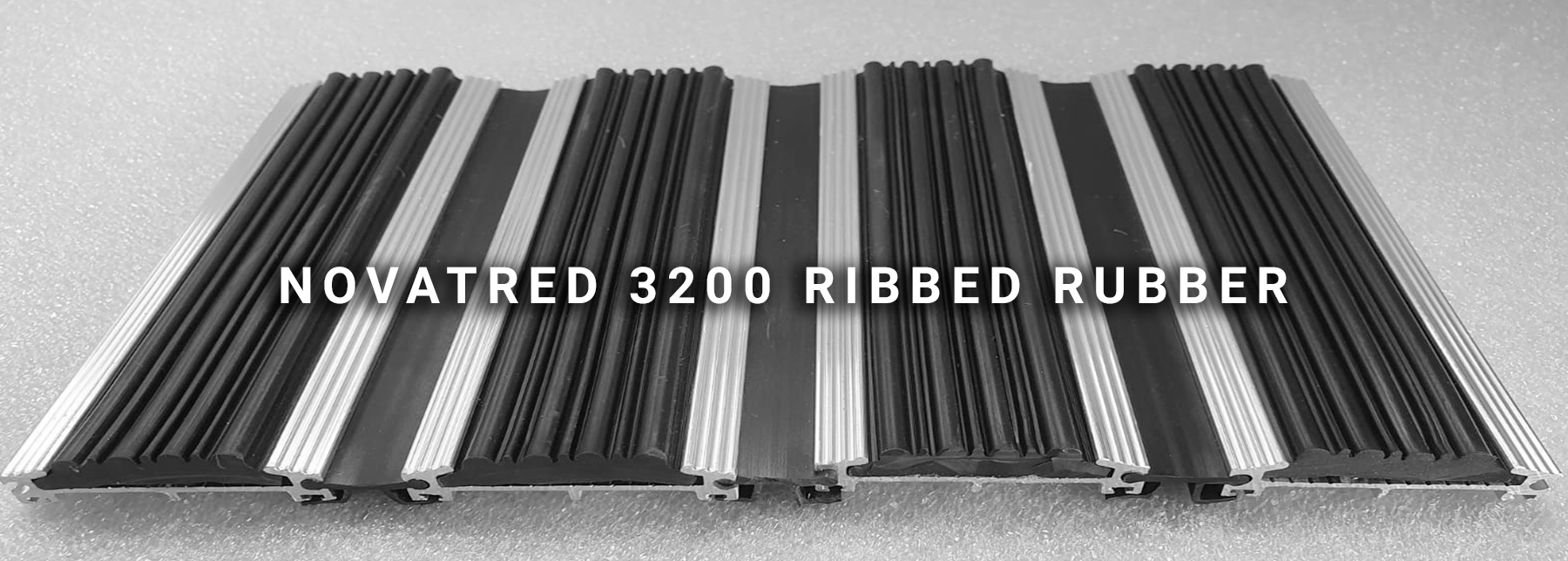 Novatred 3200 Ribbed Rubber