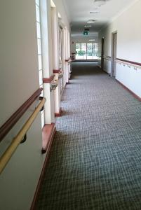 Bamboo Handrails Installed at Amaroo Retirement Village