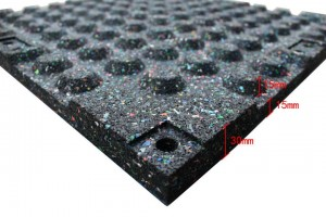 Info Rubber flooring fym tiles
