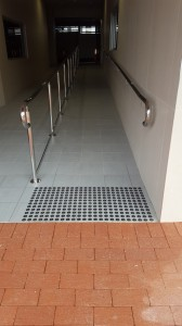 Stainless steel tactiles