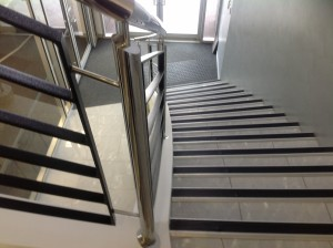Stair Treads installed by novaproducts