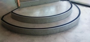 Curved Stair Nosing