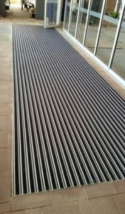 Single sided Aluminium Mat